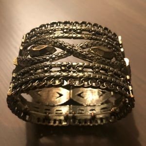 Urban Outfitters Gold Cuff Bracelet